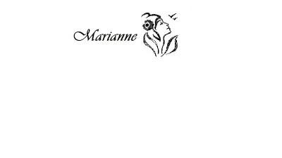Signature Marianne