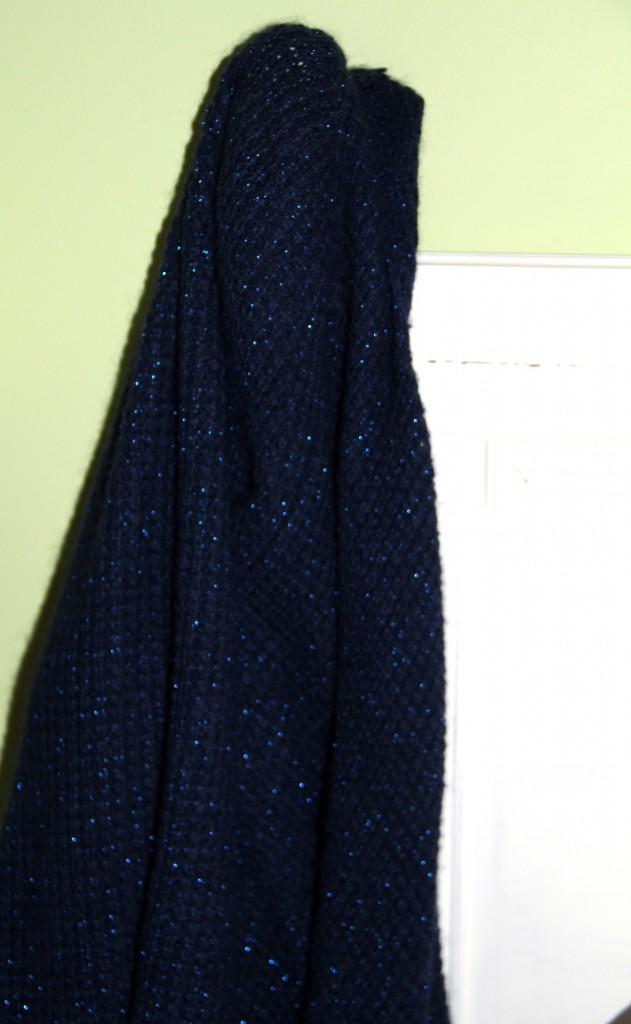gilet bleu